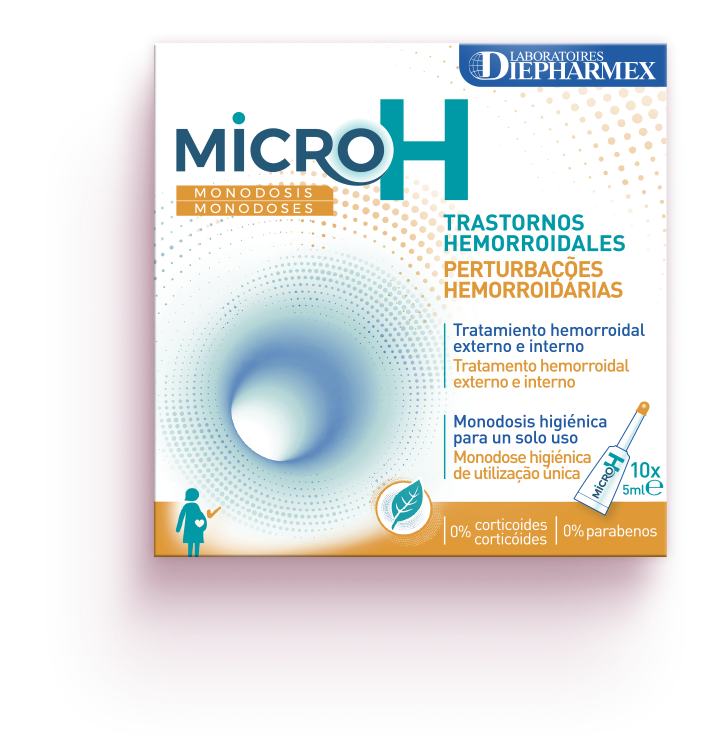 MicroH Monodoses packaging